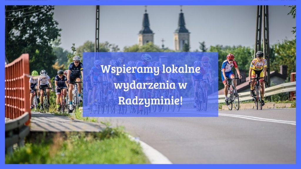 Wspieramy lokalne wydarzenia w Radzyminie!