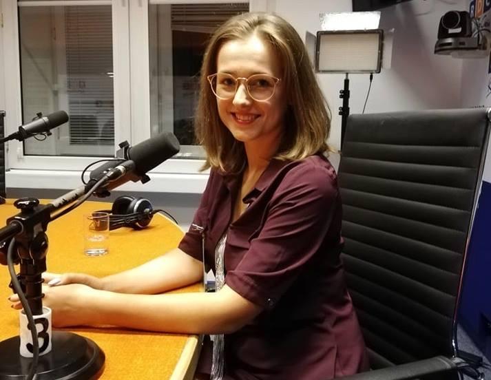 ambitne projekty patrycja bonczewska radio dla ciebie specjalista od social media