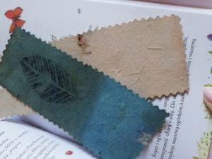Papier bawełniany z recyklingu