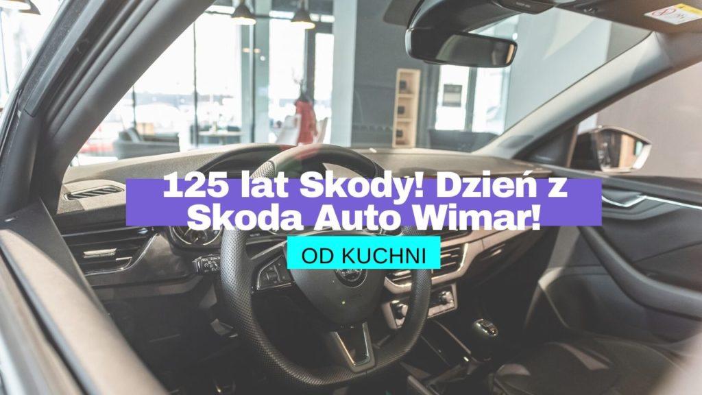 Jubileuszowe nagrania w Skoda Auto Wimar