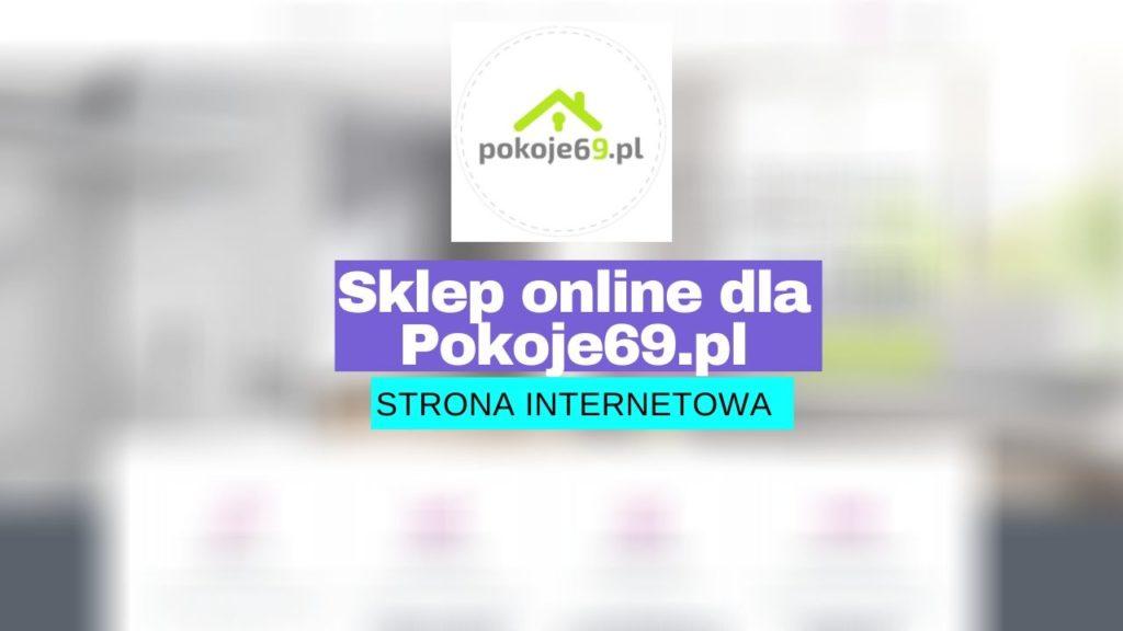 Sklep online dla Pokoje69.pl