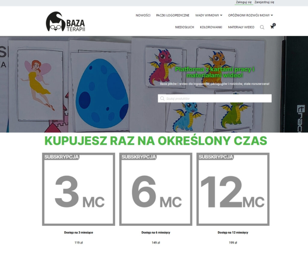 Agencja reklamowa - platforma subskrybcyjna